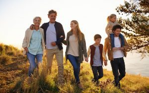 parents grandparents children and grandchildren