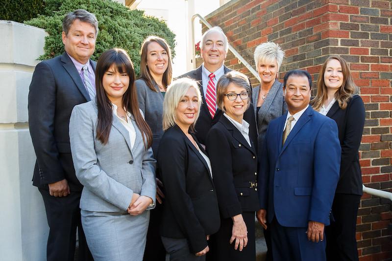Donnellon Donnellon and Miller Team Photo
